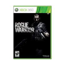 Rogue Warrior - Xbox 360 - Jogo
