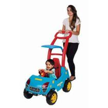 Roller Baby Fit Azul Som e Luz 1048 - Magic Toys -