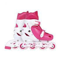 Roller Infantil ROSA P (Tamanho 30-33) MOR -