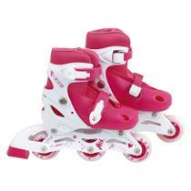 Roller Infantil Rosa - Tamanho P 30-33 40600121 - MorBR -