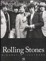 Rolling stones - biografia ilustrada - Lafonte -