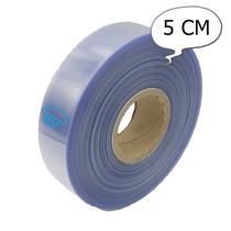 Rolo de Acetato 5 cm Transparente para Confeitaria - Planeta