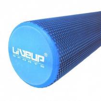 Rolo de eva - 90x15cm - azul (miofascial) - liveup sports -
