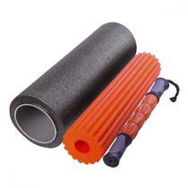Rolo de Massagem 3 em 1 Acte em PVC e Espuma - T115 -