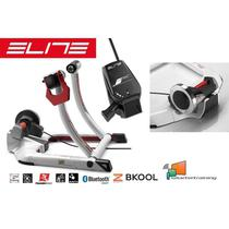Rolo De Treinamento Elite Qubo Power Mag Smart B+ Bluetooth -