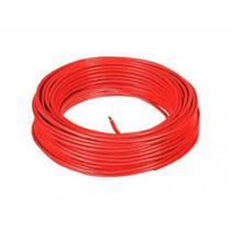 rolo fio flexivel 4,0 mm Vermelho NewFlex -