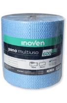 Rolo pano multiuso perfex azul  28cmx40cm (600 panos) - Inoven