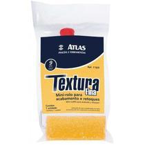 Rolo Textura Atlas  110/09 09cm Textura Fina -