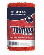 Rolo Textura Rústico Nylon 1155 23Cm Atlas -