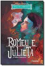 Romeu e julieta - serie classicos universais - Moderna - paradidaticos