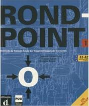 Rond-Point 1 - Livre De L'Élève Avec CD Audio - Difusion -