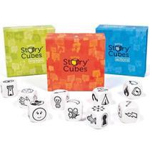 Rory Story Cubes + Ação + Viagens Jogo De Dados Galapagos -