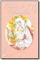 Rosa de versalhes - vol. 04 - Jbc