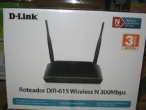Roteador D-link Wireless-n 300 mbps Dir-615 -