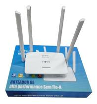 Roteador de Alta Performance Wireless Inova Rou-6004 -