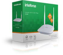 Roteador intelbras wireless iwr3000n 300mbps
