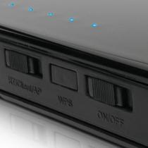 Roteador Portátil 3G Wireless N 150Mbps - GWR-301-3G - Gothan -
