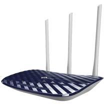 Roteador Tp-link Archer C20w wi-fi AC 750mbps 3 antenas - Tplink