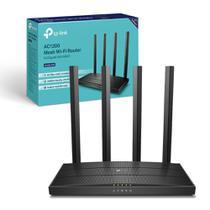 Roteador TP-Link Archer C6 V3.20 AC1200 Mbps Mesh Wireless MU-MIMO Gigabit Dual-Band 4 Antenas -