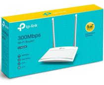 Roteador TP-Link Wi-Fi N 300Mbps (TL-WR820N)