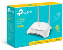 Roteador TP-Link Wi-Fi N 300Mbps (TL-WR840NW) - Tp link