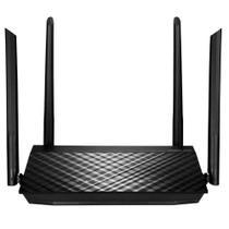 Roteador Wireless Asus RT-AC59U AC1500Mbps 4 Antenas Preto -