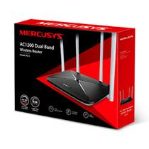 Roteador Wireless Dual Band AC12 Mercusys - AC1200 -