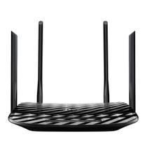 Roteador Wireless Dual Band TP-Link Archer C6 V2 AC1200, 300Mbps, Portas Gigabit, 4 Antenas externas -