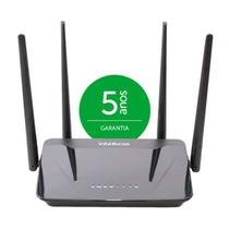 Roteador Wireless Smart 5 dBi 300 Mbps ACtion R1200 Intelbras