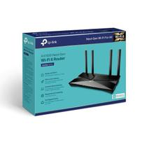 ROTEADOR WIRELESS TP-LINK AX1500 GIGABIT 4 ANt, ARCHER ax10