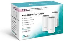 Roteador Wireless TP-Link Deco E4, AC1200, 1200 mbps, 3 pack -