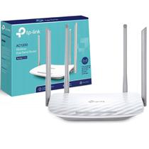 Roteador Wireless TP-link Dual Band AC1200 Archer C50 4 Portas