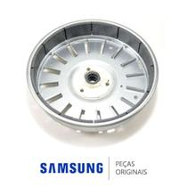 Rotor do Motor Direct Drive para Lavadora e Lava e Seca Samsung WD0854, WD106, WD856, WD8854 -