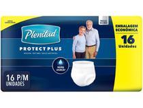 Roupa Íntima Descartável Plenitud - Protect Plus P/M C/16 -