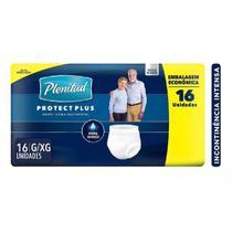 Roupa intima plenitud protect g/eg 4 pct.c/16 cxf -