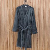 Roupão flannel - niazitex -