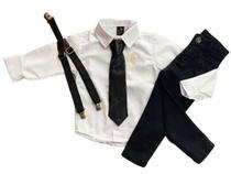 Roupas Infantil Masculino Tema Poderoso Chefinho Tam 1 Ao 8 - Pó-Pô-Pano