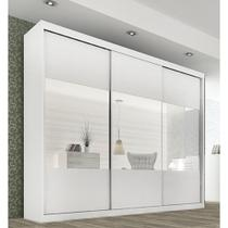 Roupeiro 3 portas Gold Glass - Panan -