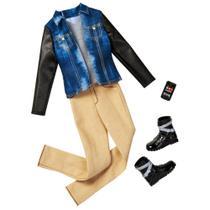 Roupinha para Bonecos Ken Fashionista - Jaqueta Djeans - Mattel -