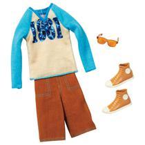 Roupinha para Bonecos Ken Fashionista - Moleton 1961 - Mattel -
