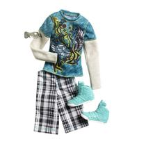 Roupinha para Bonecos Ken Fashionista - Roupa de Lazer - Mattel -