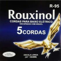 Rouxinol - Encordoamento Para Contrabaixo R-95S -