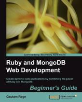 Ruby and Mongodb Web Development Beginners Guide - Packt Publishing