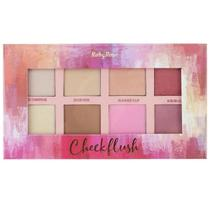 Ruby Rose Cheek Flush - Paleta - HB-7507