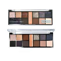 Ruby rose classic by nature palette 12 sombras 1 primer hb-9943 -