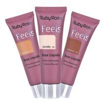 Ruby rose feels base líquida 29ml hb-8053 -