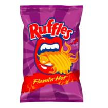 Ruffles flamin' hot 84g -