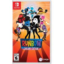 Runbow Deluxe Edition - Switch - Nintendo