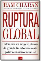 Ruptura Global - Hsm editora -