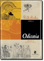 Ruth rocha conta a odisseia - Salamandra Literatura (Moderna) -
